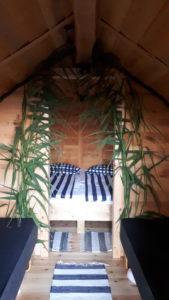 Sleeping chamber Ruhnu accomodation