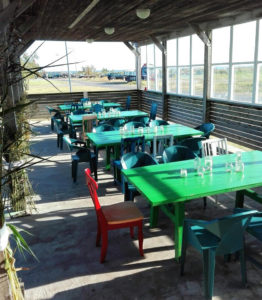 Yljes restaurant and cafe Ruhnu