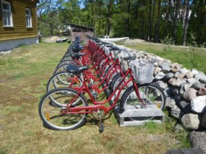 Bike rent Ruhnu Estonia