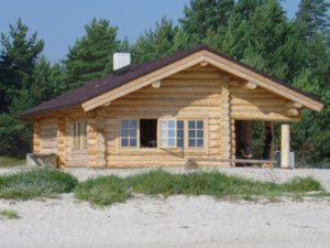 Limo sauna Ruhnu