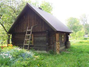 Ruhnu sauna bulders Estonia