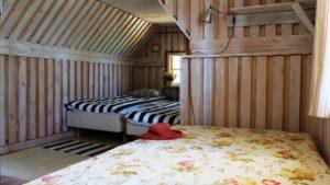 2 people room Ruhnu accommodation
