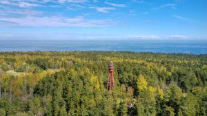 Ruhnu lighthouse 2020