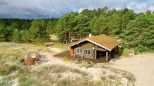 Limo sauna accommodation Ruhnu