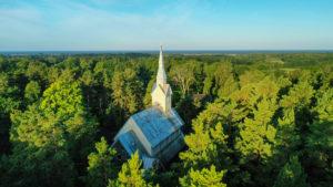 Ruhnu church