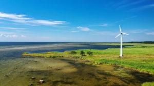 Süstaku tuulegeneraator