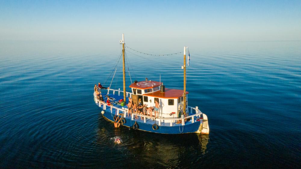 Ruhnu laev