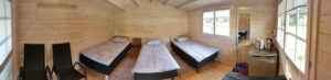 3 voodiga magamistuba